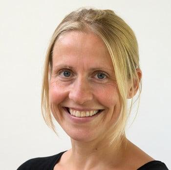 Elisabeth Verdich. Master i Idræt og Velfærd og Daglig Underviser på Ubberup Højskole