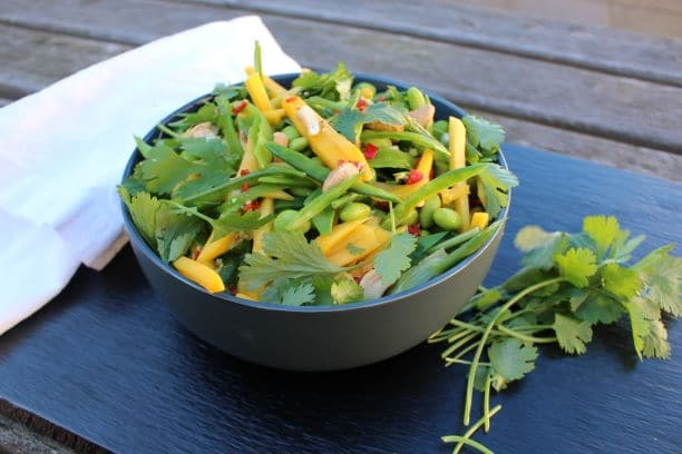 Spicy mangosalat