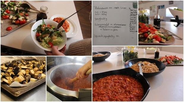 Pastasauce med linser – vegetarfavorit