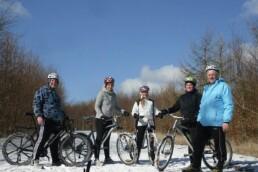 Mountainbike på højskole